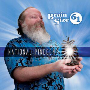 brain size 61 national pinecone album